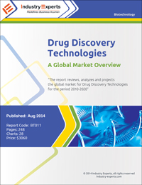 Drug Discovery Technologies ? A Global Market Overview
