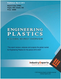 Engineering Plastics A Global Market Overview