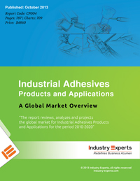 Industrial Adhesives Products and Applications