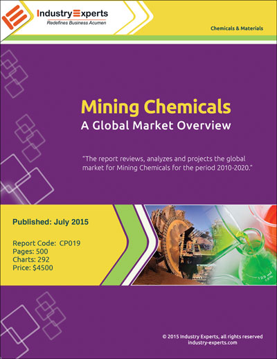 mining chemicals - a global market overview