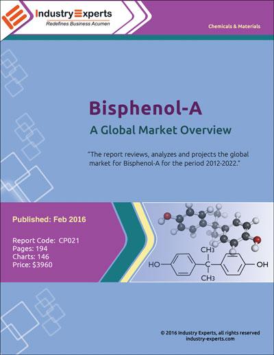 Bisphenol-A ? A Global Market Overview