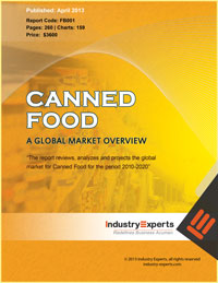 Canned Food A Global Market Overview