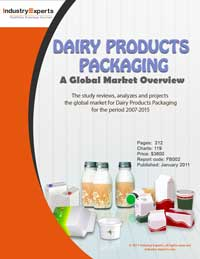Dairy Products Packaging A Global Market Overview