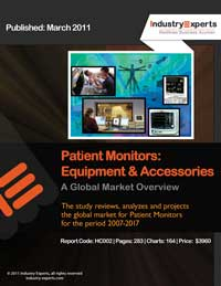 Patient Monitors Equipment and Accessories A Global Market Overview