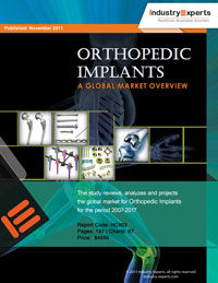 Orthopedic Implants A Global Market Overview