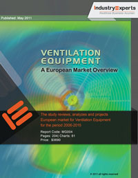 Ventilation Equipment A European Market Overview