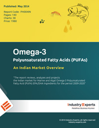 Omega 3 Polyunsaturated Fatty Acids PUFAs A Indian Market Overview